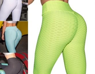 Sporty Compression Leggings