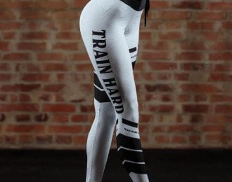 Train Hard Fitness Leggings