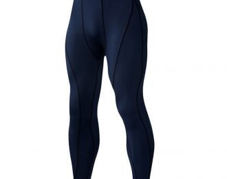 Men's Long Compression Sports Tights