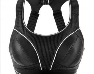 Ladies Racerback High Impact Sports Bra