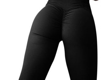 New Scrunch Waist Workout Leggings
