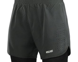 Arsuxeo 2 in 1 Athletic Shorts