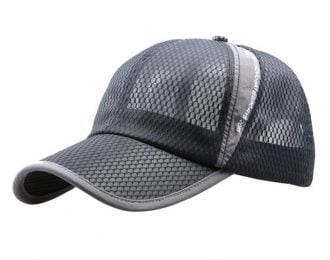 Mesh UV Running Hat