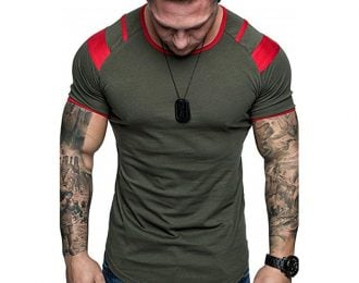 Breathable Workout T-Shirt for Men